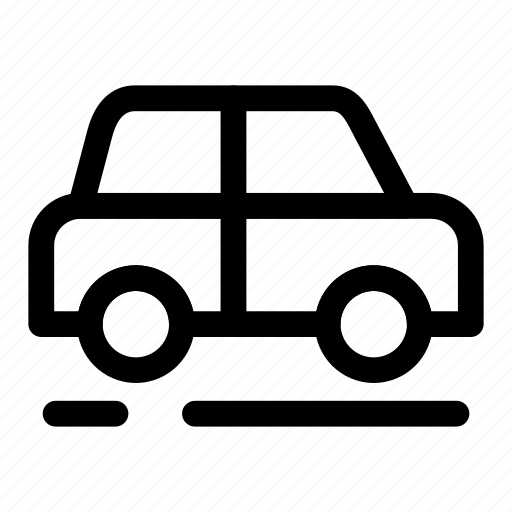 car, city, transporation icon