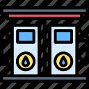 fuel, gas, gasoline, oil, petrol, petroleum, pump