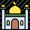 mosque, muslim, place, pray, islam
