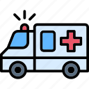 ambulance, health, emergency, hospital, medical