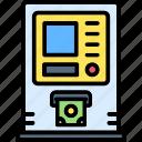 card, credit, atm, payment, money, bank