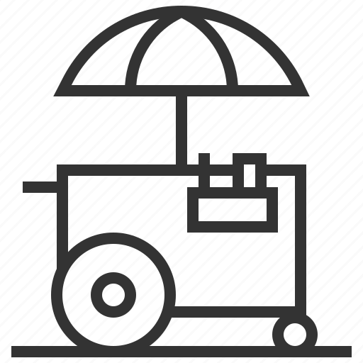 cart, food, shop, shopping icon