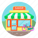 market, shop, shoping, shopping, store icon