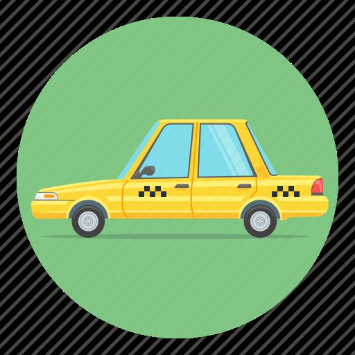 auto, automobile, car, taxi icon