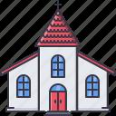 architecture, building, chapel, church, cross, god, religion