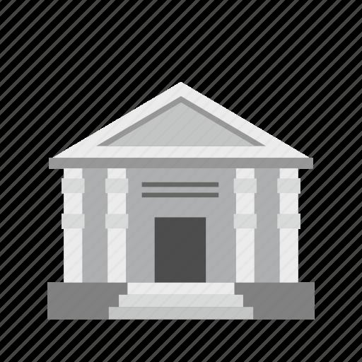 architectural, architecture, building, classic, classical, colonnade, roman icon