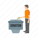 cash, community, donate, donation, funds, peoples, poor