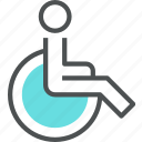 accessibility, accessible, disabled, handicap, invalid, person, wheelchair