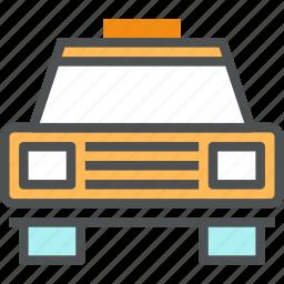 auto, cab, car, taxi, transfer, transport, transportation icon