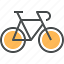 activity, bicycle, bike, cycle, cycling, outdoor, ride, sport icon