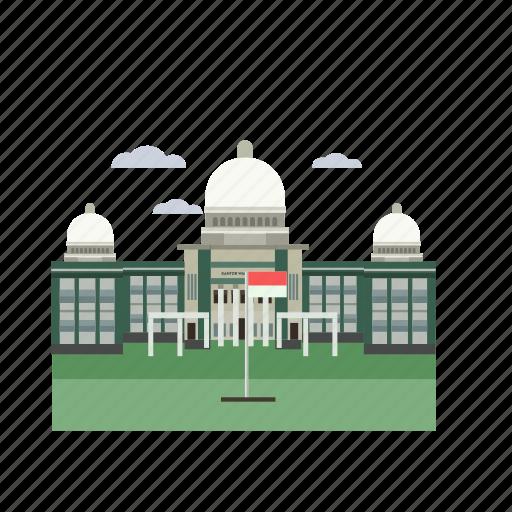 bima, building, city, indonesian, monument, travel icon
