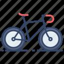 bike, sport, transport