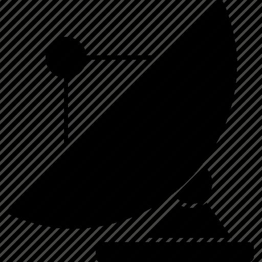 antena, satellite icon