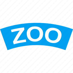 animals, frame, safari park, square, wildlife park, zoo, zoological garden icon