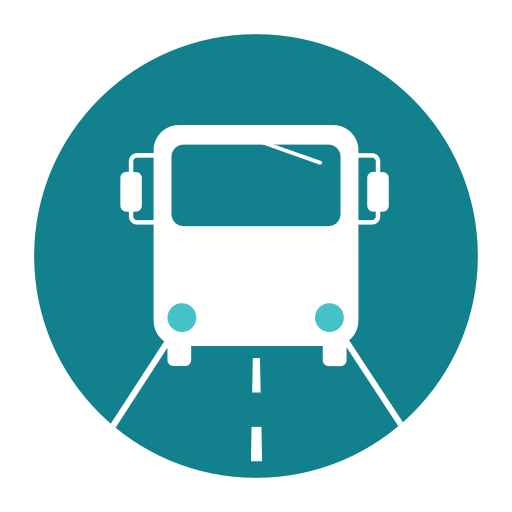 bus, citycons, public, transport, travel icon