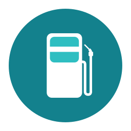 citycons, fuel, pump icon