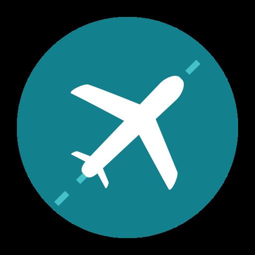 Air, citycons, plane, travel icon - Free download