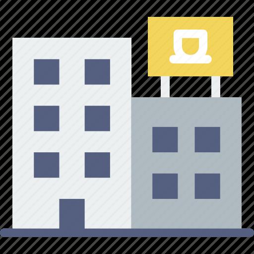 building, city, cityscape, condo icon