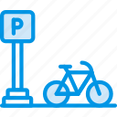 building, city, bicycle, cityscape, parking