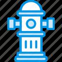 building, city, cityscape, hydrant