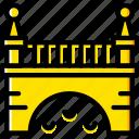 bridge, building, city, cityscape