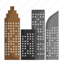 architecture, buildings, civil, construction, engineer icon
