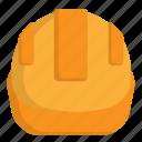 architecture, civil, construction, engineer, helmet, safety icon