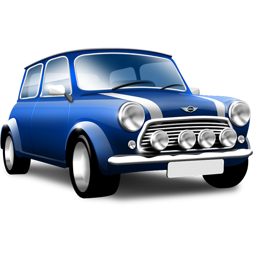 128, minicar icon