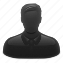 account, avatar, business, human, male, man, people, person, profile, user, users icon