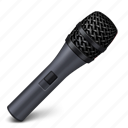 mic, microphone, sound, record, audio, music