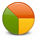 analytics, chart, diagram, graph, report, statistics icon