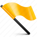 flag, mark icon