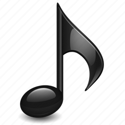 audio, music, note, sound icon