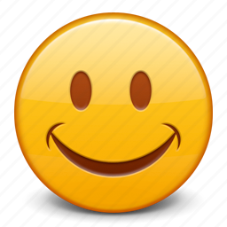 emoticon, face, happy, smile, smiley icon