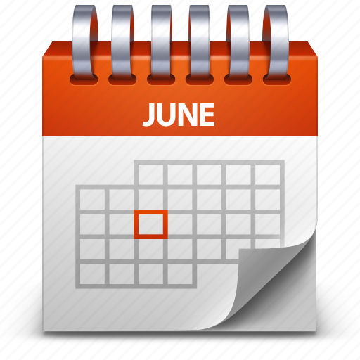 Calendar, date, event, month, schedule, time icon