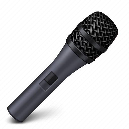 audio, mic, microphone, music, record, sound icon