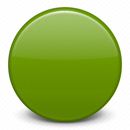 Basic, flag, green ball, green circle icon | Icon search ...