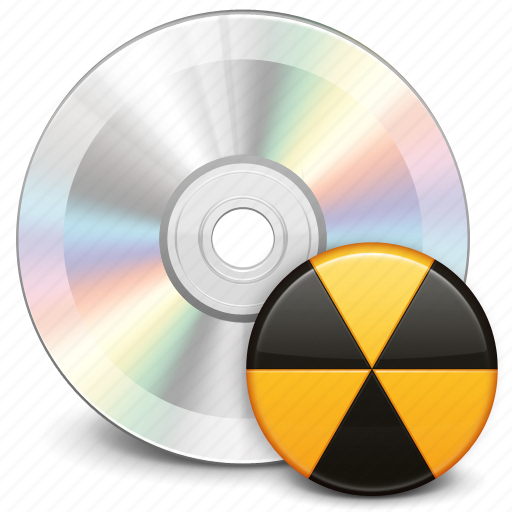 audio, burn, cd, compact, disc, dvd icon