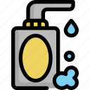 clean, cleaner, cleaning, liquid, soap, wash, washing icon