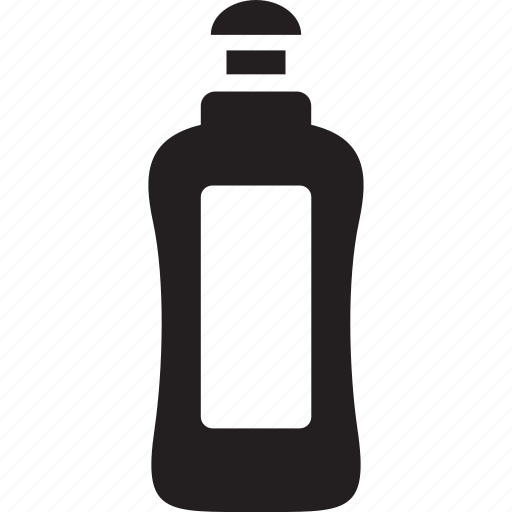 bottle, cleaning, cleanser, wash, washing icon
