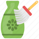 broom duster, domestic cleaning, dusting, furniture dusting, home cleaning icon