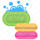 bathing soap, hand sanitizer, hand soap, soap, soap bars icon