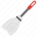 broom, broomstick, domestic cleaning, home cleaning, sweeping brush icon