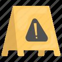 alert sign, caution board, caution symbol, cleaner equipment, hazard warning icon