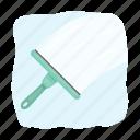 brush, glass, tool, washing, window icon