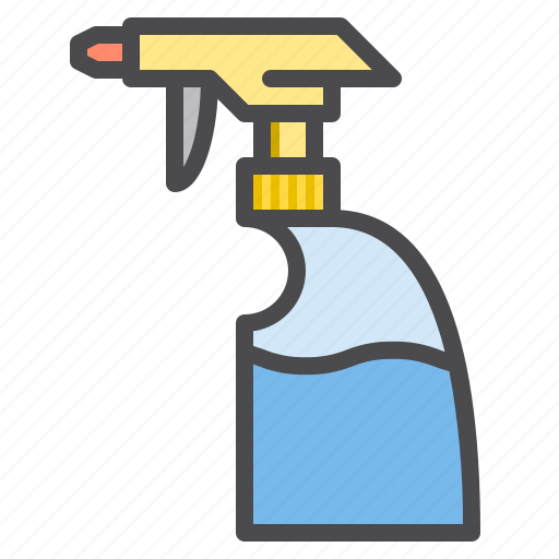 Equipment, cleaned, cleaning, glass, cleaner icon