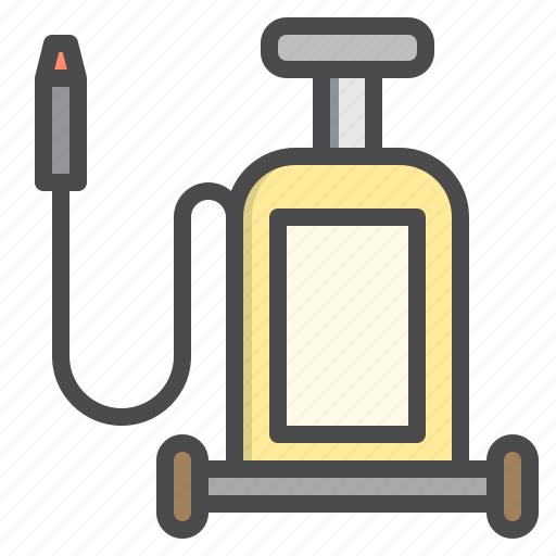 Cleaned, cleaning, equipment, sprayer icon - Download on Iconfinder