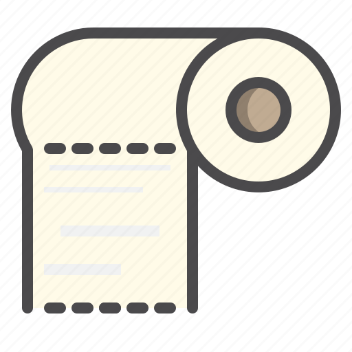 Cleaned, cleaning, equipment, paper, toilet icon - Download on Iconfinder