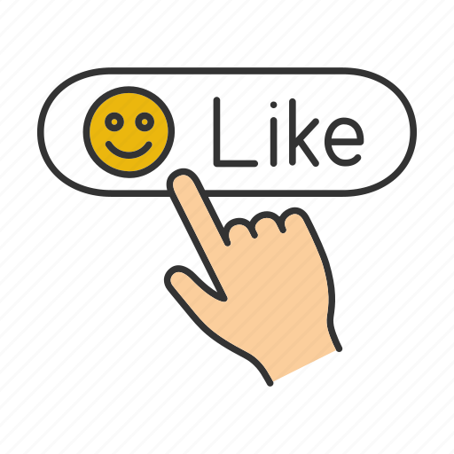 comment, emoji, emoticon, internet, like, smiley, social network icon