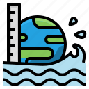 floods, level, monitoring, sea, tsunami, warning, water
